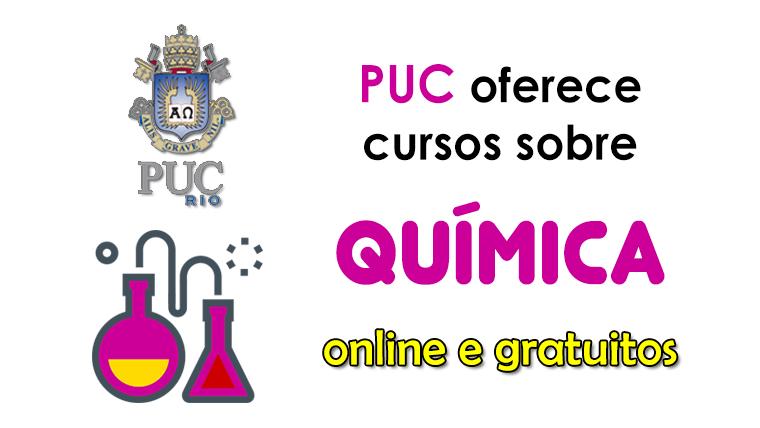 PUC está oferecendo cursos online e gratuitos