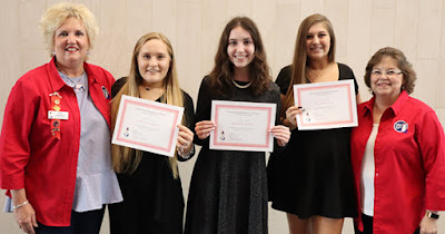 Women scholarship recipients