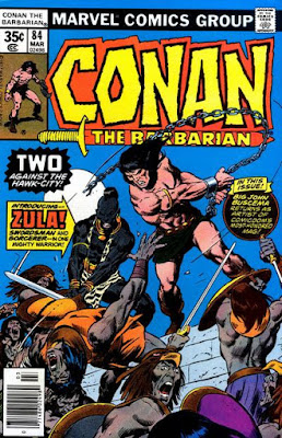 Conan the Barbarian #84