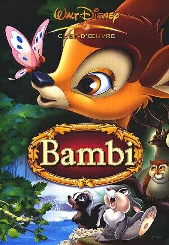 Bambi – Dublado (1942)