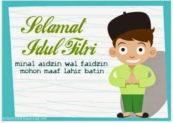 Gambar Ucapan Idul Fitri 2021