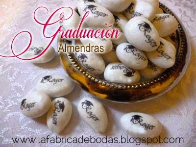 venta de dulces almendras blancas personalizadas con retrato iniciales para graduaciones en guatemala universidad