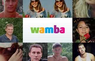 Como crear una cuenta en Wamba