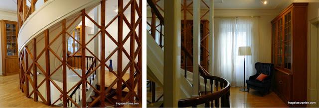 Interior do Hotel Solar Cerca do Mosteiro