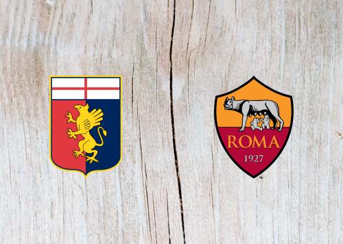 Genoa vs Roma Full Match & Highlights 5 May 2019
