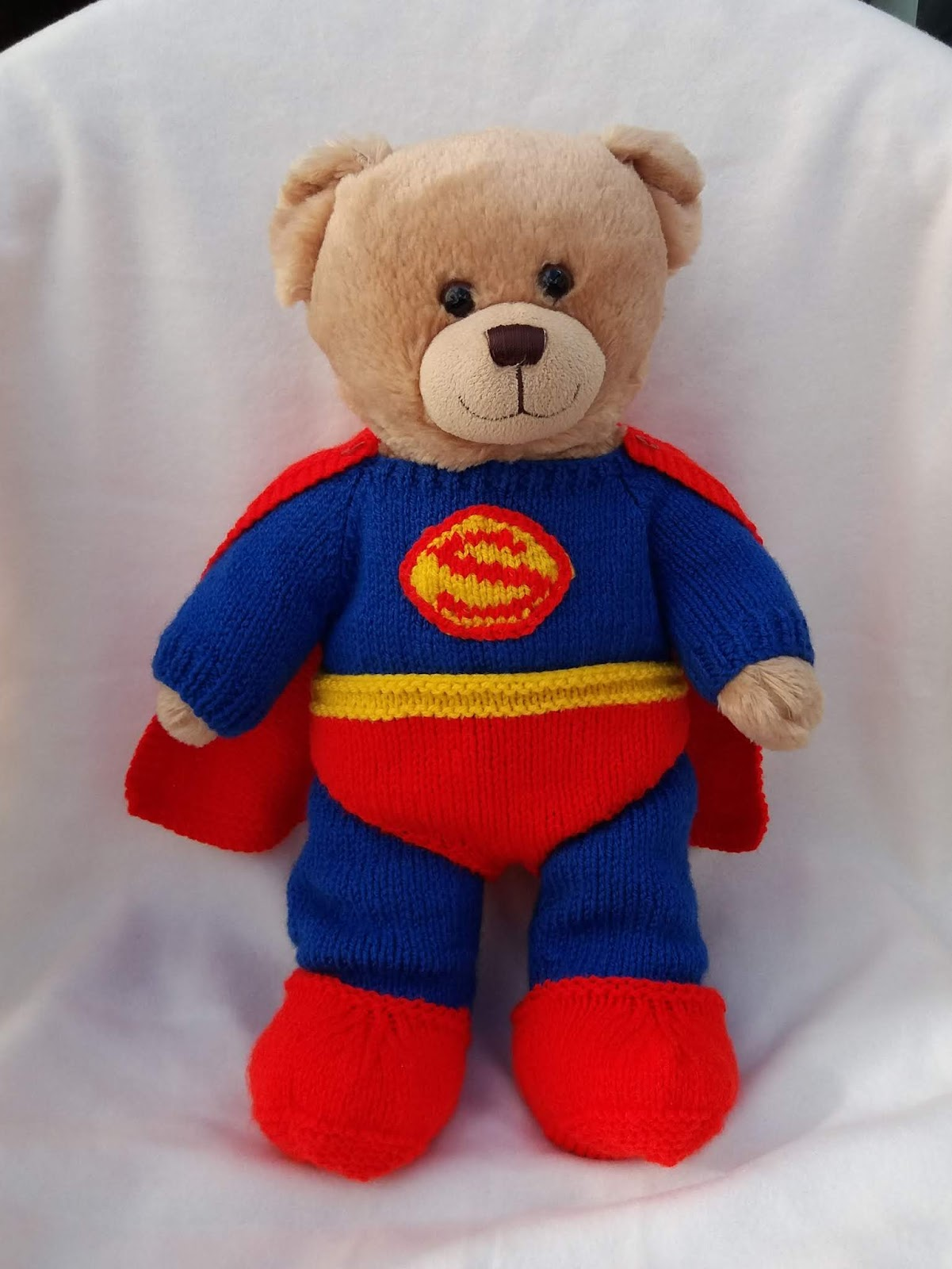 Linmary Knits Teddy Bear Patterns