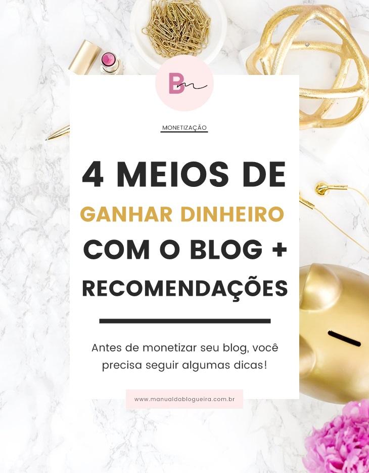 ganhar dinheiro com o blog