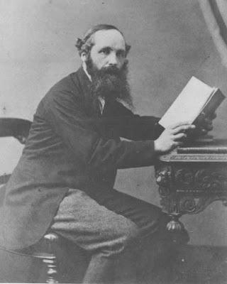 Σαν σήμερα … 1831, γεννήθηκε ο James Maxwell.