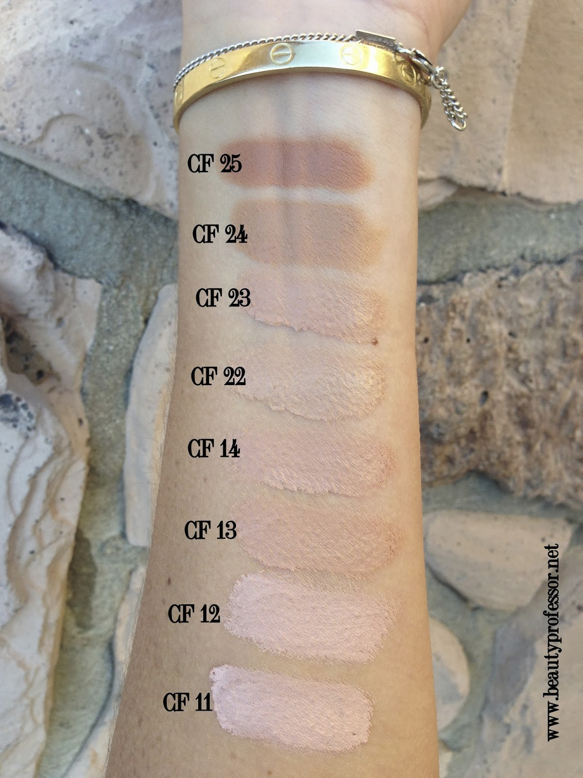 Swatches Of The Koko Kollection By Kylie Cosmetics And: Beauty Professor: Kanebo Sensai Cellular Performance Cream