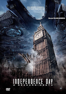 Independence Day: O Ressurgimento – Legendado (2016)