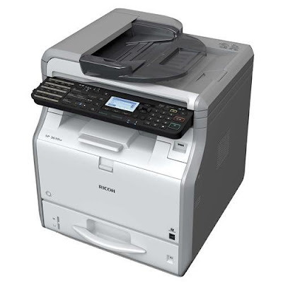Download Driver Ricoh SP 3610SF