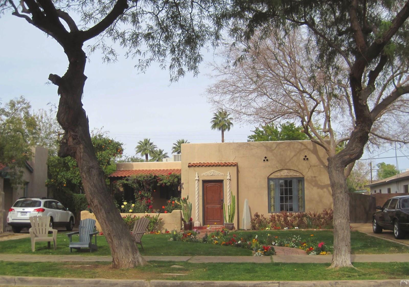 The Historic Small Houses Of Phoenix Arizona Harrison