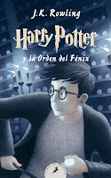 Harry Potter Orden Fénix Rowling