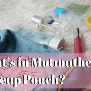 What's in Mutmuthea's Makeup Pouch?