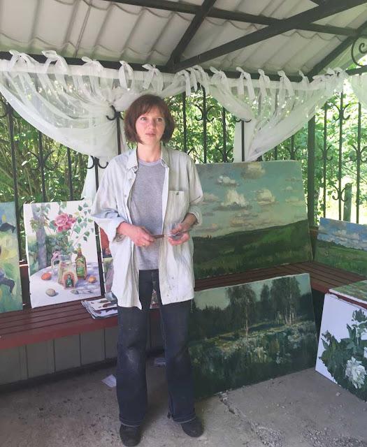 Ирина Винниченко Сергиев Посад