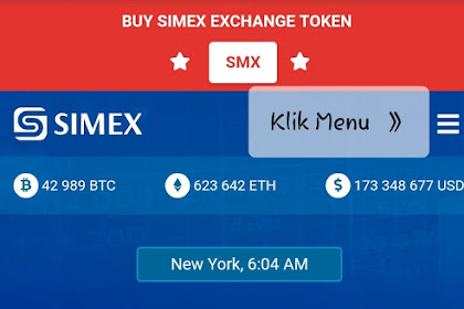 Cara Simpel Register Akun di Global Exchanger SIMEX