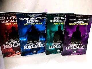 Estikçe, Kitap alış-verişi, A101, Sherlock Holmes, Sir Arthur Conan Doyle,