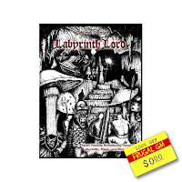 Free GM Resource: Labyrinth Lord
