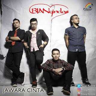 Lirik : BIAN Gindas - Jawara Cinta