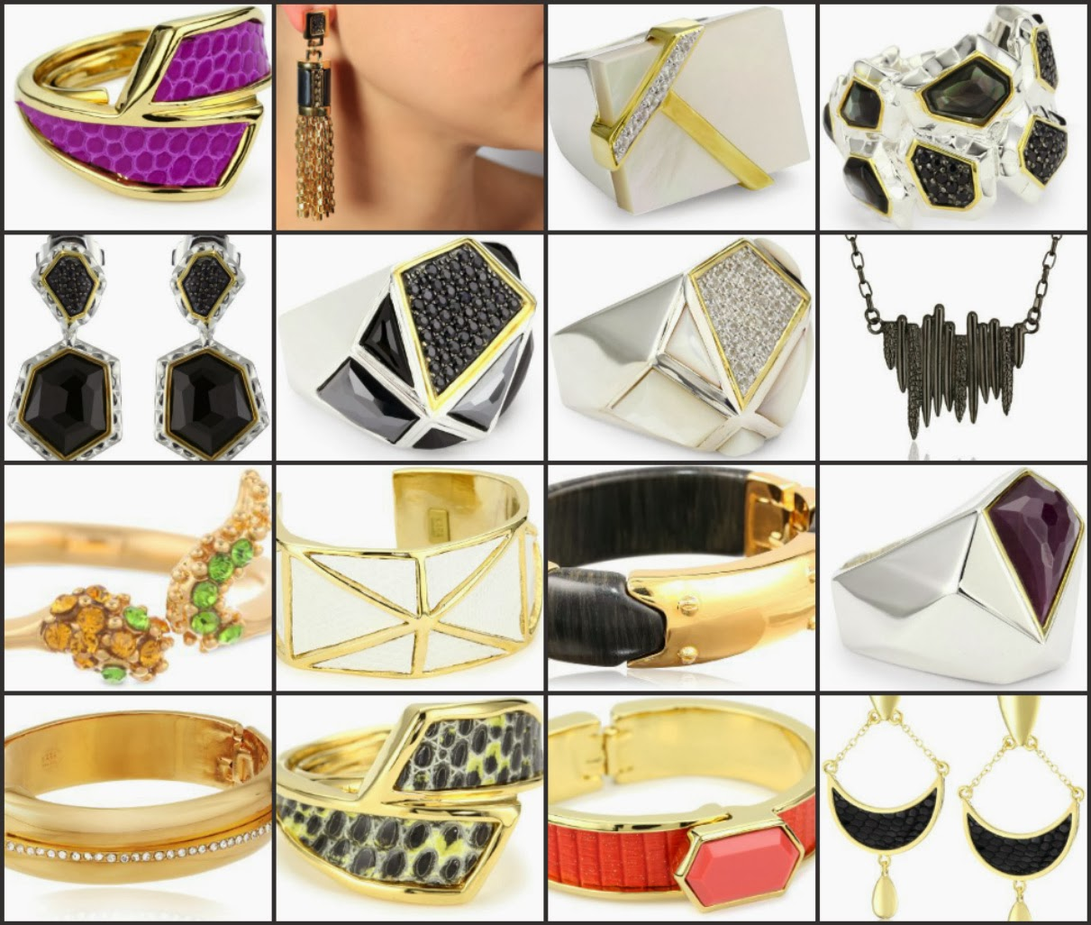 Kara Ross Jewelry - Necklaces, Pendants, jewelry, accessories, Rings