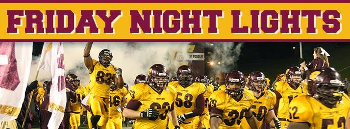Graff Celebrates CMU Football in Mt. Pleasant