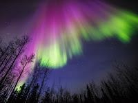 Aurora over Alaska