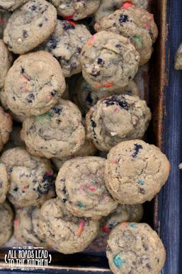 Dumpster Cookies