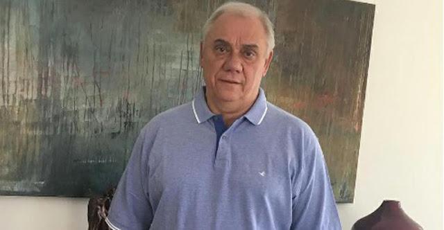 Marcelo Rezende em luta contra o câncer