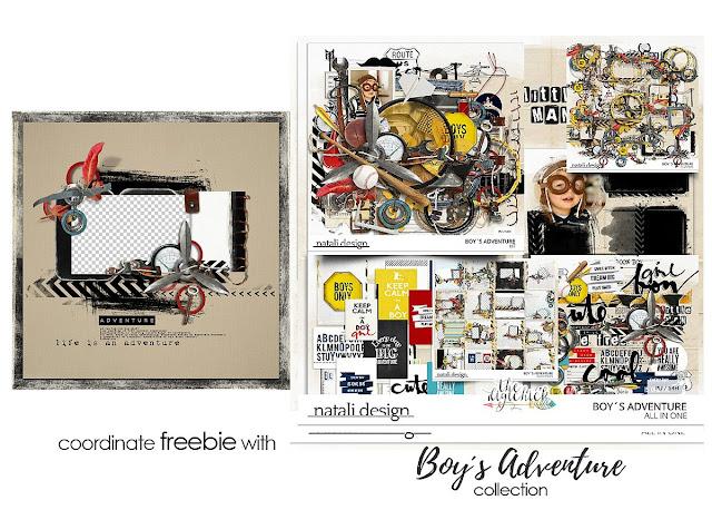 Boy´s adventure collection