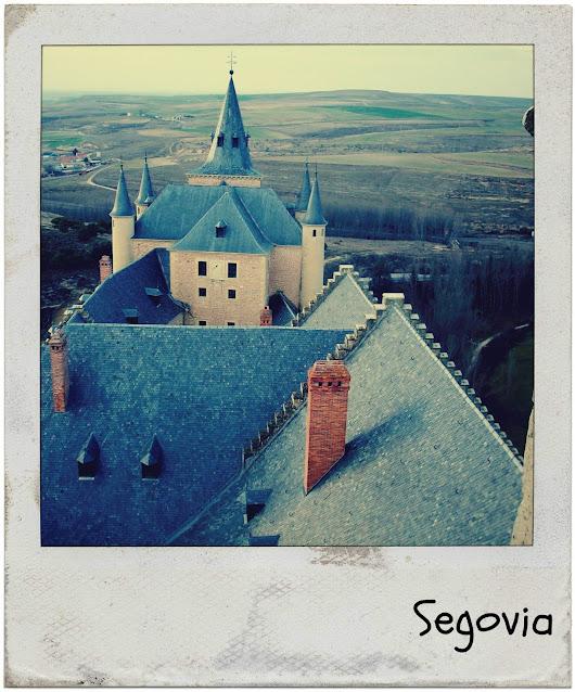 Visitar la ciudad de Segovia