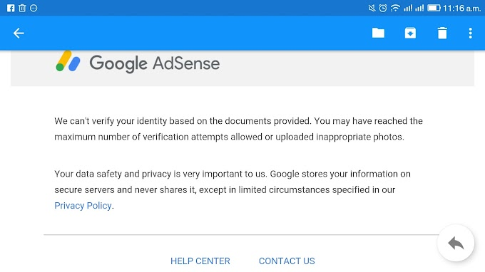 Google AdSense: Unable to Verify Your Identity - Causes and Solutions