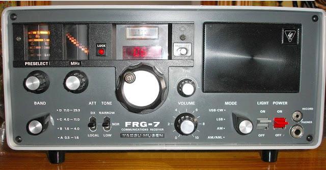 Yaesu FRG-7 Receiver