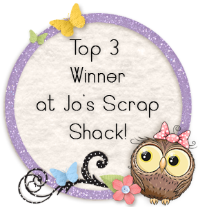 Top 3 Winner Jo's Scrap Shack