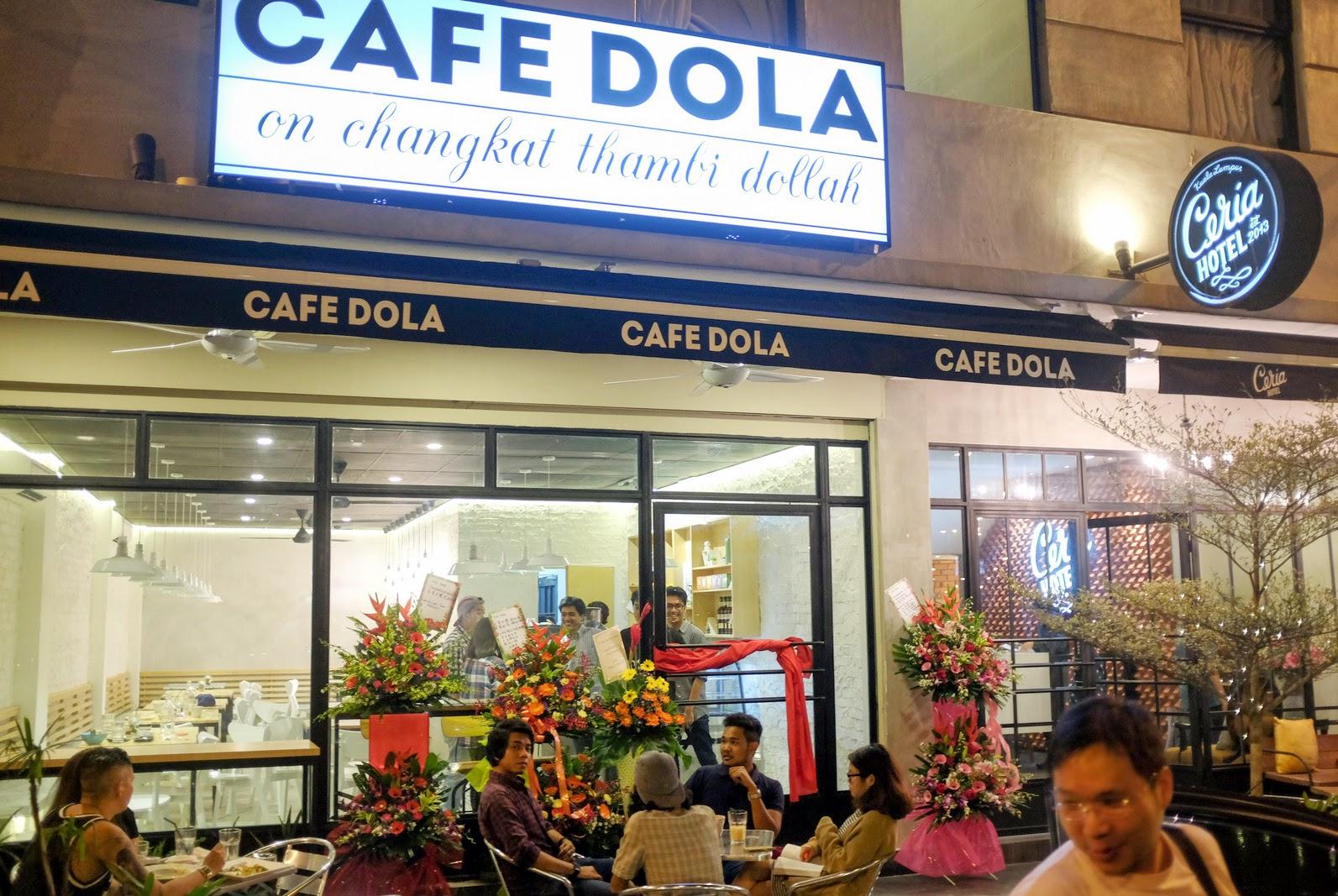Cafe Dola @ Changkat Thambi Dollah