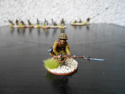 BOLT ACTION: soldado IJA japonés 2