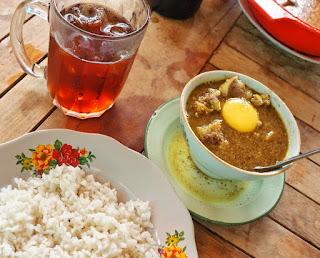 Pallu Basa Serigala Makassar, Wisata Kuliner Makassar