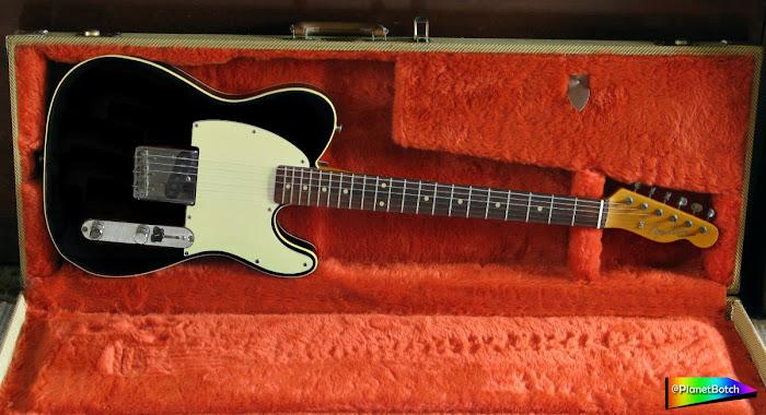 Fender Custom Esquire in black