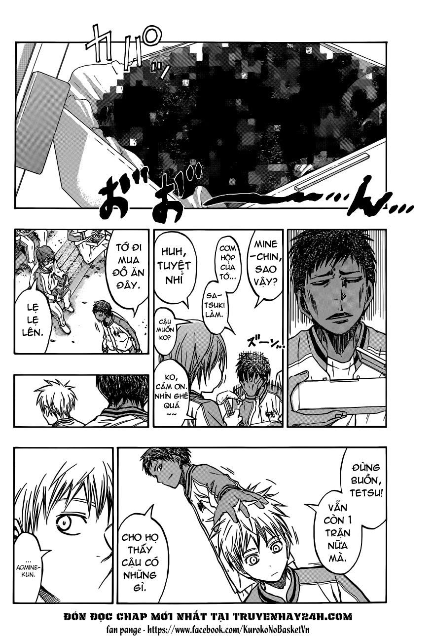 Kuroko No Basket chap 208 trang 18