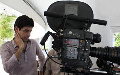 Iranian filmmaker Keywan Karimi