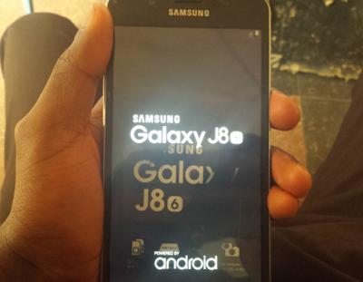 hard reset Samsung Galaxy J8