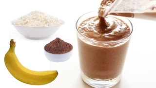ev yapimi protein shake icecek KahveKafeNet