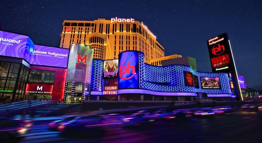 Las Vegas Hotels Planet Hollywood Resort Casino