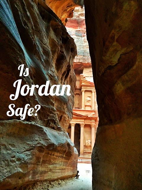 Is Jordan safe for travel petra