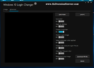 how to changer or disable windows 10 lock screen