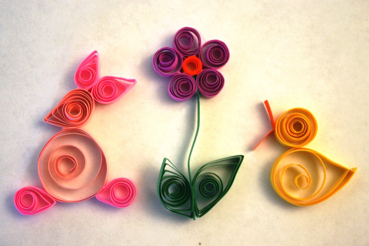 easy quilling ideas arts and crafts project ideas