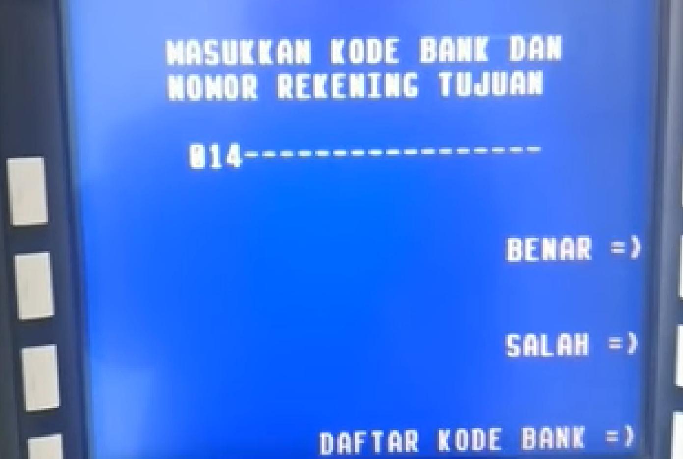 Cara Transfer Uang Lewat Atm Bri Ke Bca 2020 Warga Negara Indonesia