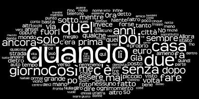 Resultado de imagem para palavras italianas