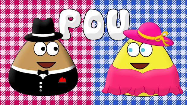 download game pou mod money apk