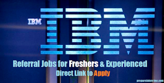 IBM Employee Referral