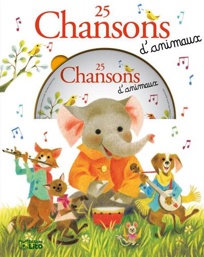 http://livre.fnac.com/a7333069/Collectif-25-chansons-d-animaux